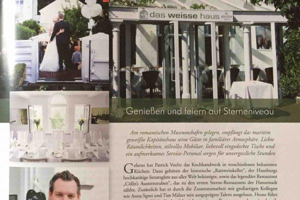 Presse Das Weisse Haus Restaurant